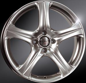 INDY : une étoile pour les roues.